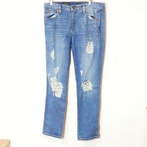 J. Crew Vintage Straight Jeans Size 28R